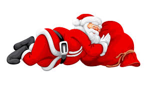 animated santa pics of santa claus clipart free best