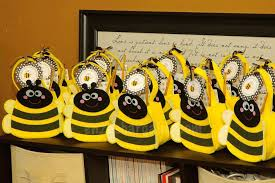 bumble bee party favors bee party bags enzasbargains