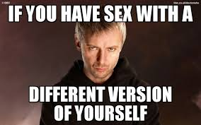 Masterbation Memes - if you clone yourself and have sex is it masturbation album on