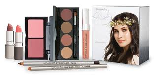 bridal makeup box focus on hair bohemian bridal makeup kit by mirabella