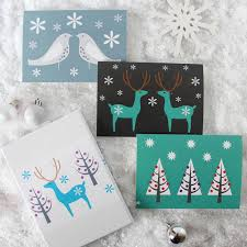 christmas cards sale 14 exles of modern christmas cards to keep your holidays