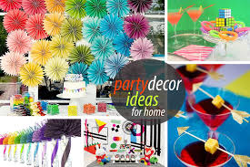 How To Make Birthday Decorations At Home Birthday Party Simple Decoration At Home Affordable Neabux Com