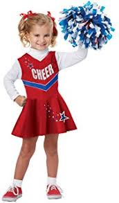 California Costumes Characters Amazon California Costumes Cheerleader Costume 4