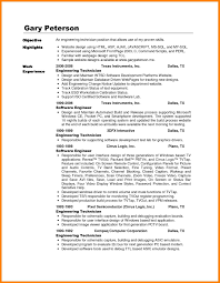 sle resume for mechanical engineer technicians letter of resignation word computer technician cover letter offecial resume objective