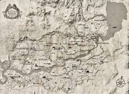 Treasure Map Blank by Red Dead Redemption Map Blank Part 2