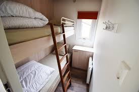 Chalet M El Schlafzimmer Chalet 10 Camping Janse Zoutelande