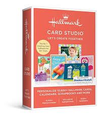 card software hallmark card studio 2017