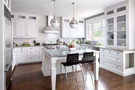 Kitchen Cabinet Styles And Trends Hgtv Contrasting Cabinets  Hot - Discount kitchen cabinet hardware