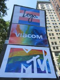 Usa Rainbow Flag Logo Tv With Transgender Pride Flag Viacom With Lgbt Prid U2026 Flickr