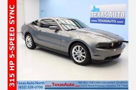 2010 mustang gas mileage used 2010 ford mustang for sale in houston tx edmunds