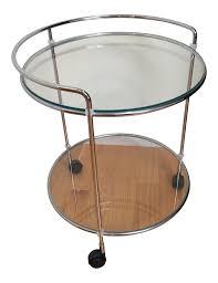 vintage u0026 used mid century modern bar carts and dry bars chairish