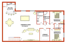 Basement House Floor Plans by House Plans With Finished Basement Basements Ideas