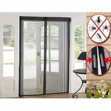 magic mesh garage door door insect mesh u0026 door insect curtain fly screen menzilperde net