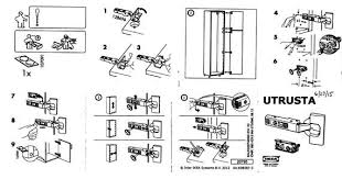 install ikea kitchen cabinet hinges solved how do you install an ikea kitchen cabinet door