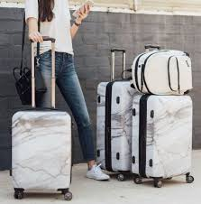 suitcases best luggage popsugar smart living