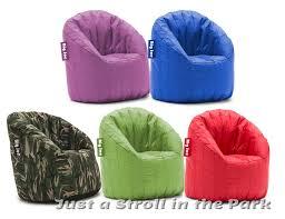 Big Joe Bean Bag Couch Big Joe Lumin Bean Bag Chair Big Joe Lumin Chair Multiple Colors