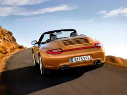 orange porsche convertible porsche 911 carrera 4 cabriolet 997 specs 2008 2009 2010