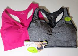 Delta Burke Delta Burke Sports Bra 3x 42c 44dd Racerback Gray What U0027s It Worth