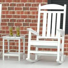 Walmart White Plastic Chairs White Plastic Outdoor Rocking Chairs Island Recycled Plastic Porch