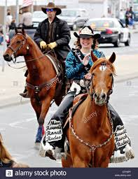 rowell ranch rodeo queen amanda delaplane rides in the rowell