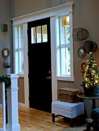 blogger house tours front doors doors and moldings