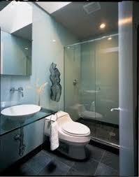 Intrinsic Interior Design Applied In Small Apartment Architecture - Small bathroom interior design ideas