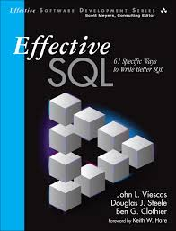 effective sql 61 specific ways to write better sql informit