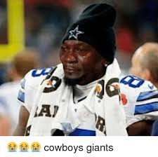 Giants Cowboys Meme - 25 best memes about cowboys giants cowboys giants memes