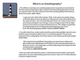 biography an autobiography difference biography autobiography lesson english i biography biography