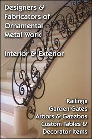 schouten metalcraft ornamental iron wrought iron gates
