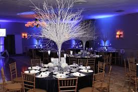 theme centerpiece cool theme ideas for a winter ski or snowboard bar bat mitzvah