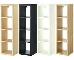 Ikea Shelves Cube by Ikea Fjalkinge Shelving Unit Drawers Shelves On The Wall Van