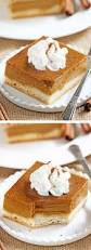 guilt free pumpkin pie bars recipe desserts with benefits blog