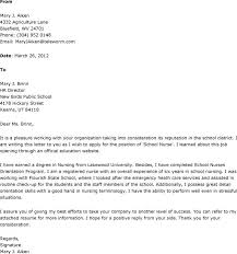 nursing student cover letter nursing student cover letter resume