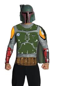 amazon com star wars boba fett costume kit clothing