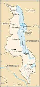 africa map malawi malawi map driving directions and maps