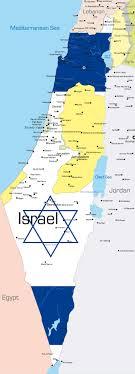 sheva israel map map israel