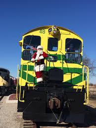 halloween express oklahoma city christmas train oklahoma railway museum