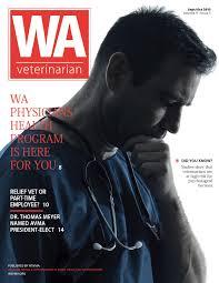 2015 sept oct wa veterinarian magazine by washington state