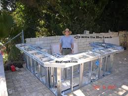 Buildpro Welding Table by Bbq Coach Support