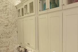 Cabinets With Crown Molding New York Kitchen Remodel Features White Kitchen Cabinets
