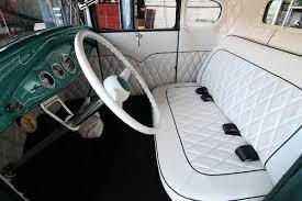 Diamond Tuck Interior Bucket List Car Kulture Deluxe