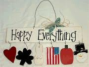 happy everything sign happy everything sign outdoor decor ideas craft