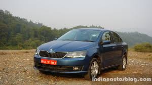 2016 skoda rapid first drive review