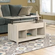 Display Coffee Table Edge Water Lift Top Coffee Table 419096 Sauder