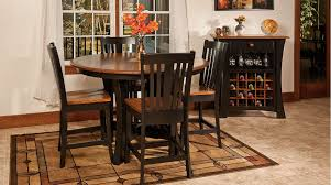 amish hand crafted furniture contemporary transitional and