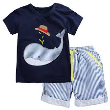 fiream boys cotton clothing sets clothing