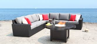 Coast Outdoor Furniture by Brighton Sectional Collection By Cabana Coast U2013 Patio Palace