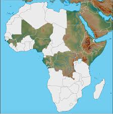 map 4 africa free customizable maps of africa for geocurrents