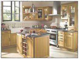 renovation cuisine ancienne cuisine rustique contemporaine 50 idées de meubles en bois